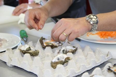 Cours de cuisine huitres cite de lhuitre marennes oleron charente maritime 4 cit de l 39 hu tre - Cours de cuisine charente maritime ...